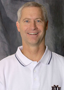 Mark Robison, Head Coach - BYU Track & Field