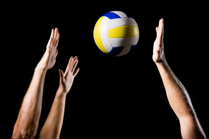 Volleyball Shot Block - Tips from Springbak